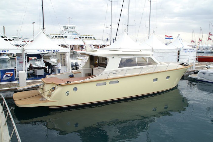 Yacht Lobster Solare 47 Classic