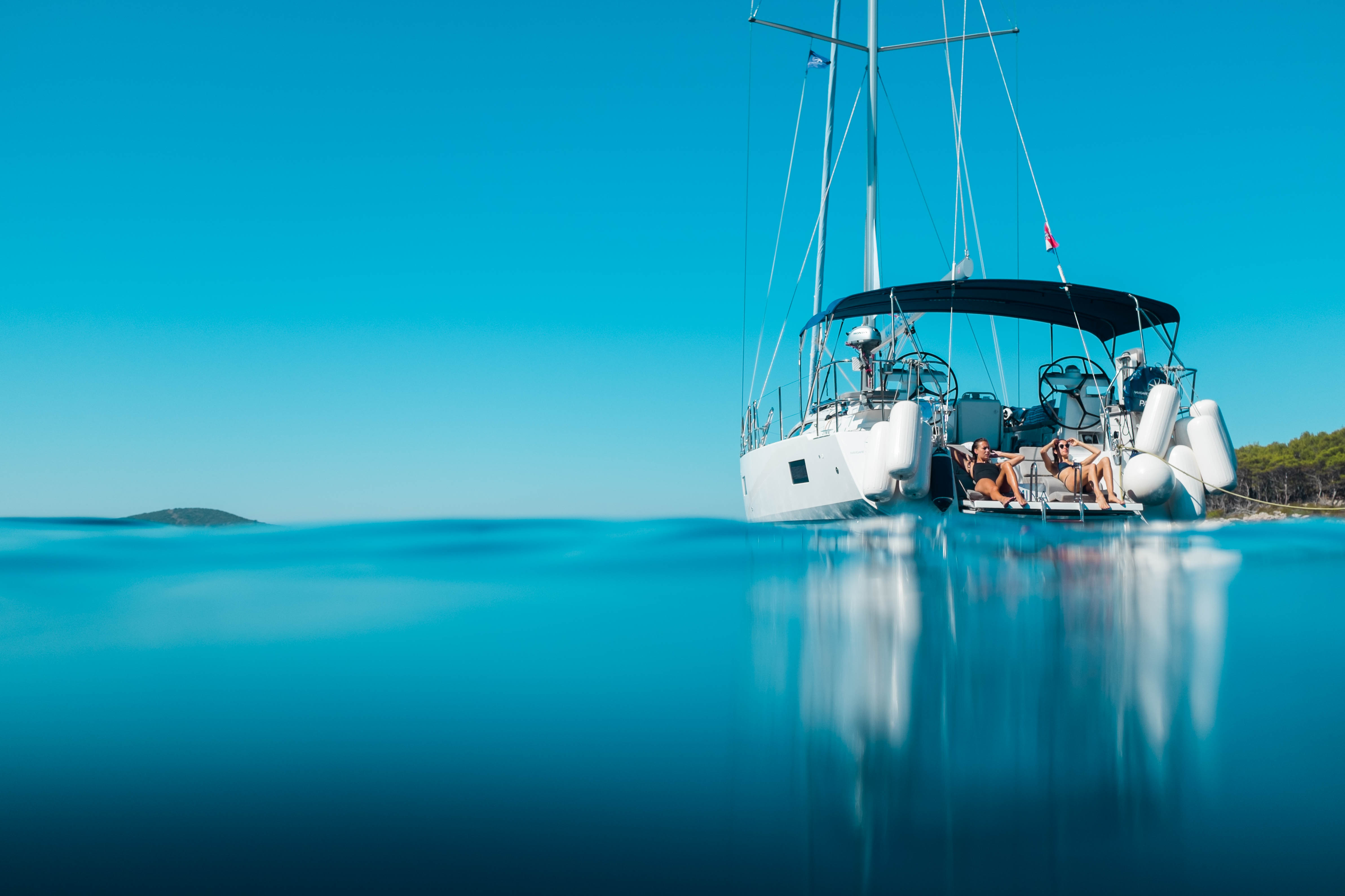 Dalmatian islands paradise - Sailing from Dubrovnik to Split