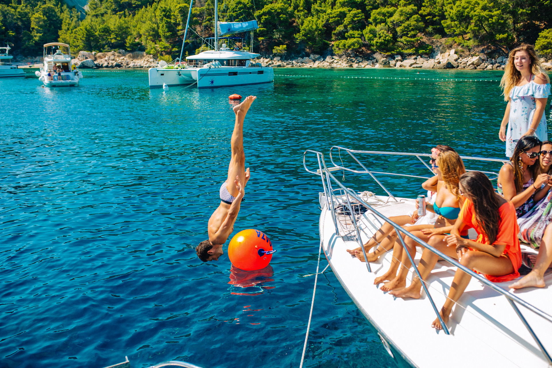 Discover Hvar and the Sun-Baked Pakleni Islands