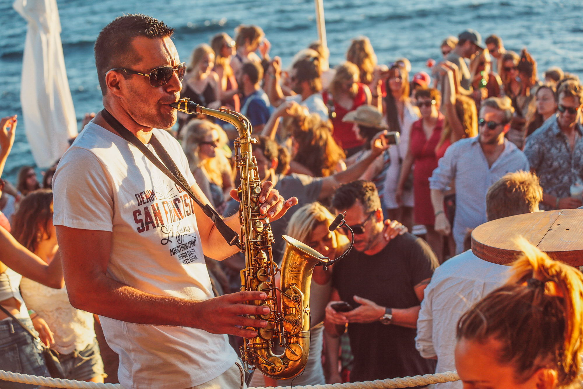 Sharpen your Party Senses for the Iconic Hvar Party Experience