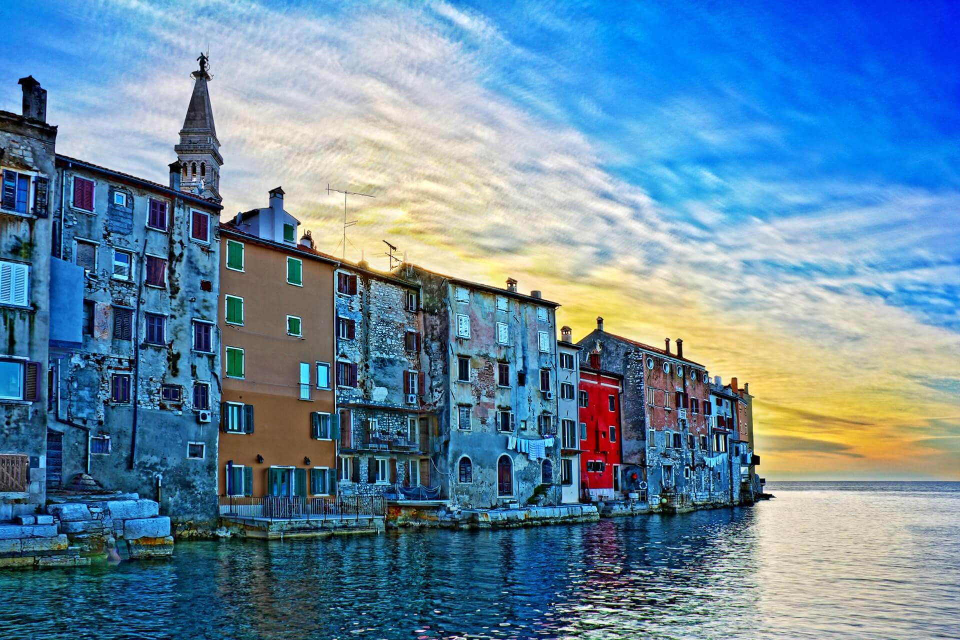 Explore the Elegance of Rovinj and the Wildness of South Istrian Capes and Natural Park Brioni