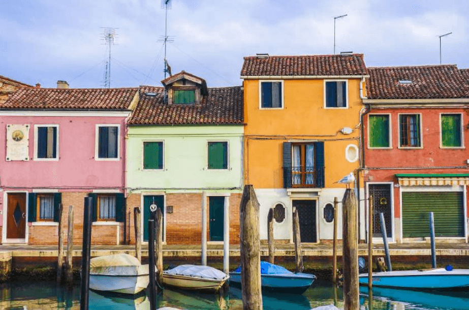 Unique Experiences In Venice - Murano, Burano & The Walled Wineyard