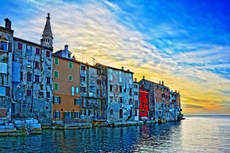 rovinj old medditeranean town yacht4day rent a boat and enjoy summer