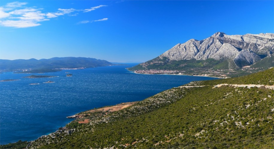 peljesac peninsula one day boat tours snorkeling sup