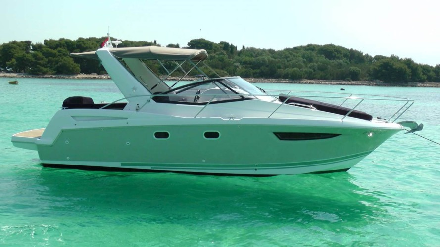 sail croatia speedboat hire for a day dubrovnik boats kite surfing