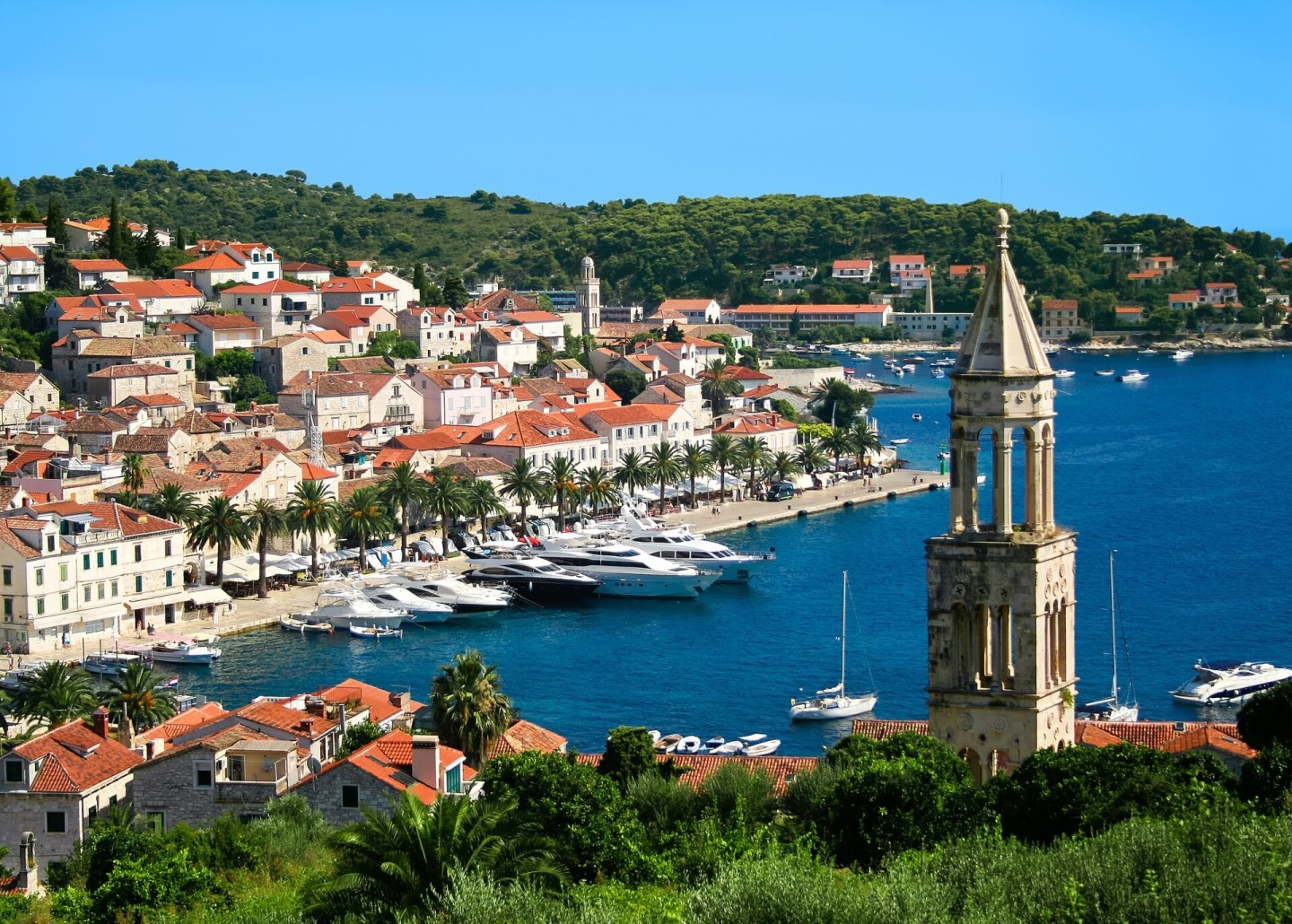 hvar summer vibes explore discover on a daily boat cruise