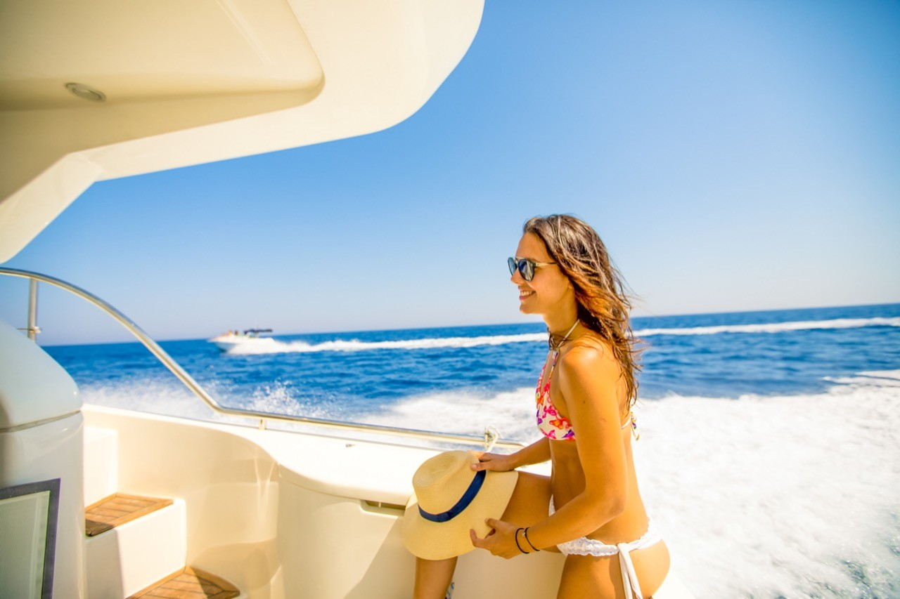 it is all about summer refreshing sea and good company summer vibes yacht 4 day