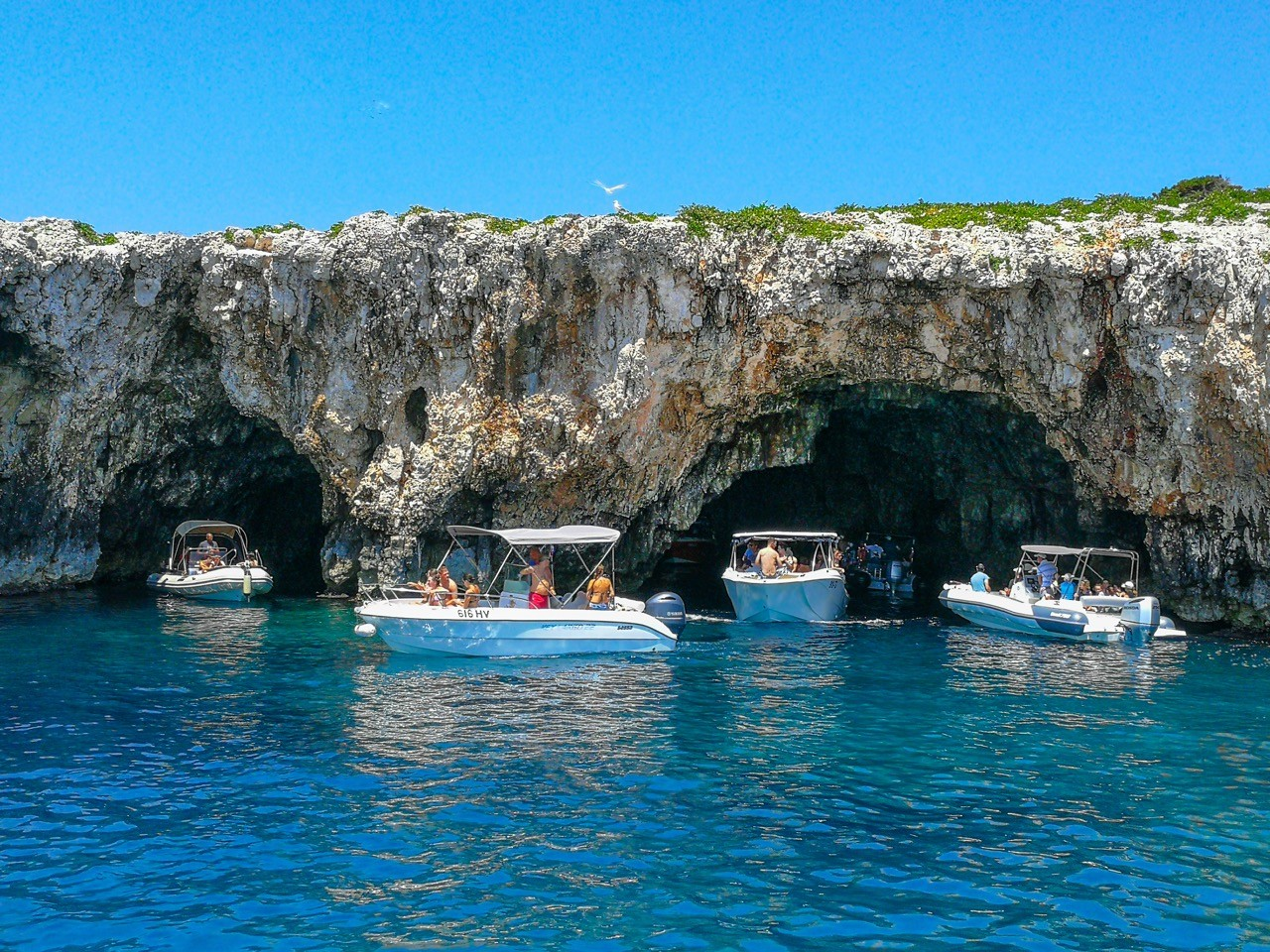 exploring caves and coves on the medditeranean rent a boat