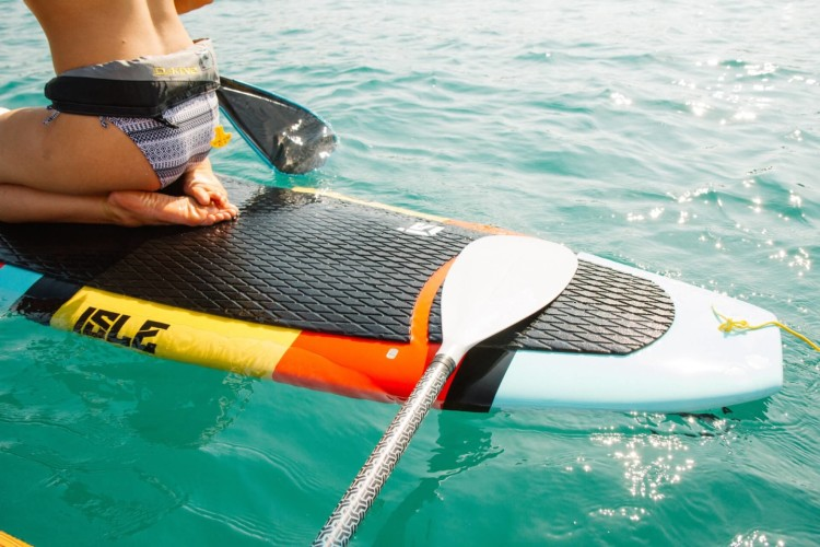promotional stand up paddle sup sea activities croatia island hopping
