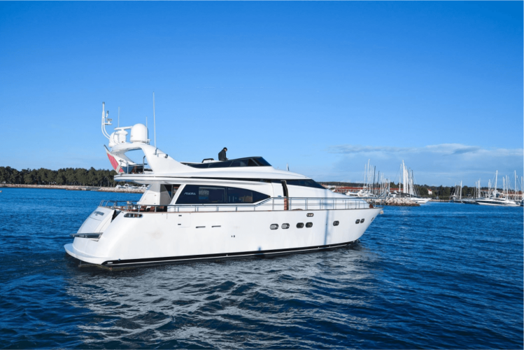 Luxury Cruise Istria to Venice 04 itinerary yachting daily experience