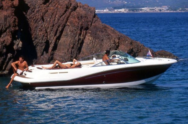 jeanneau runabout 755 anchor and enjoy
