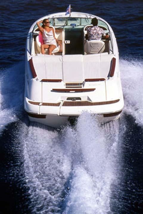jeanneau runabout 755 speed cruising in style