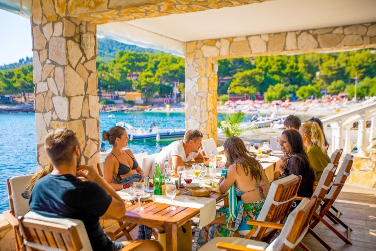 it is all about summer refreshing sea and good company summer vibes daily yacht cruises fine dinning