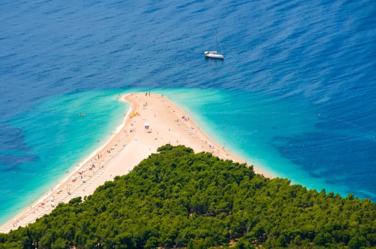 golden cape beach relax chill drinks in beach bars experience the brac iconic beach