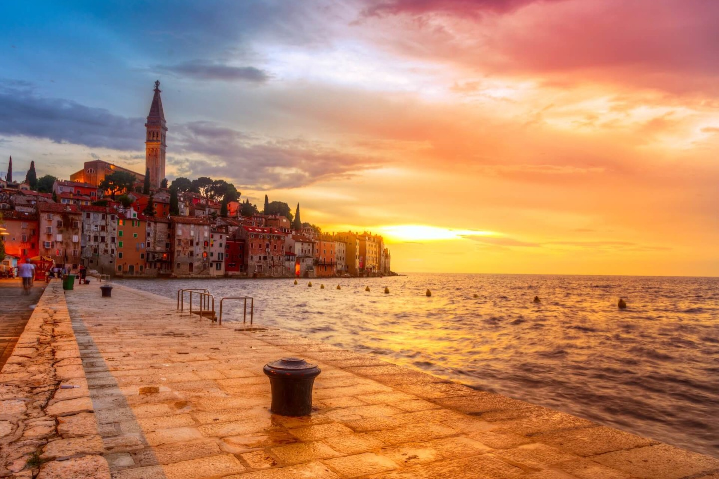 rovinj perfect sunsets daily yacht rentals