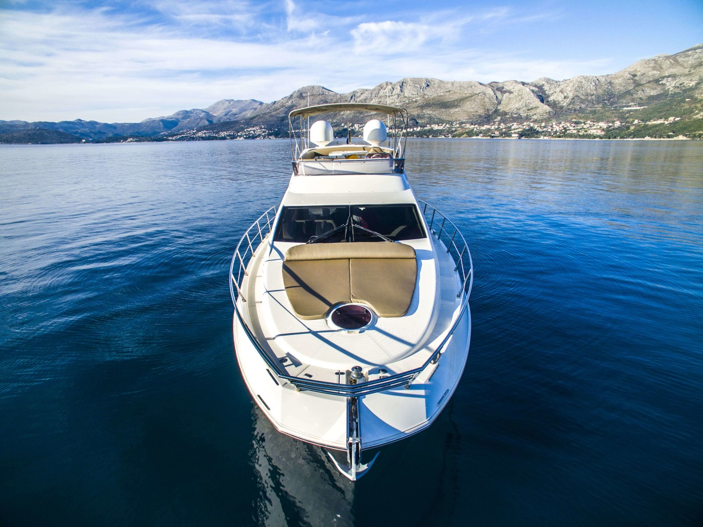 azimut 43 dubrovnik 07 croatia full of life paddle surfing snorkeling