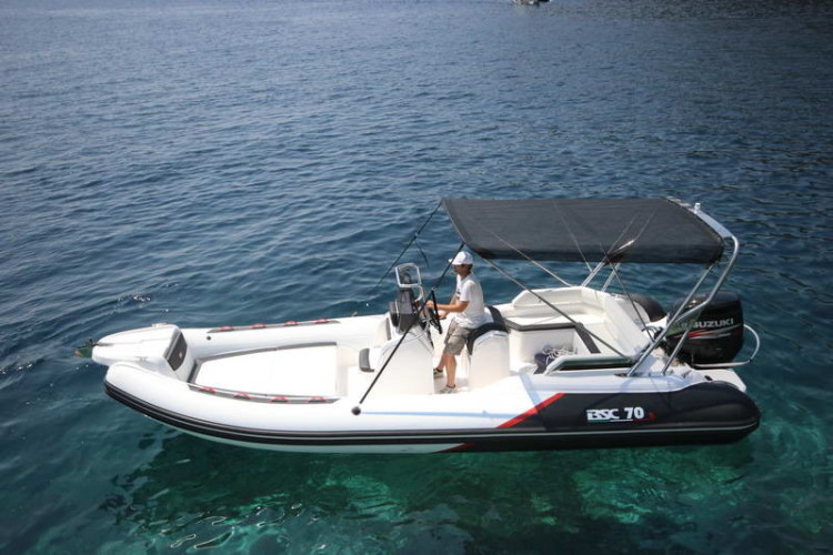BSC 70 Sport sailing for day rent speedboat summer friends partners family relax unwind