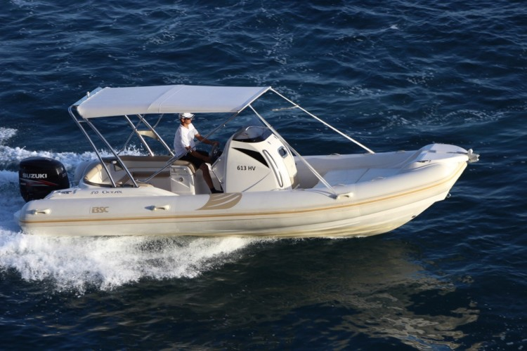 BSC 80 speedboat rental in split daily escape from cities in croatia holidays