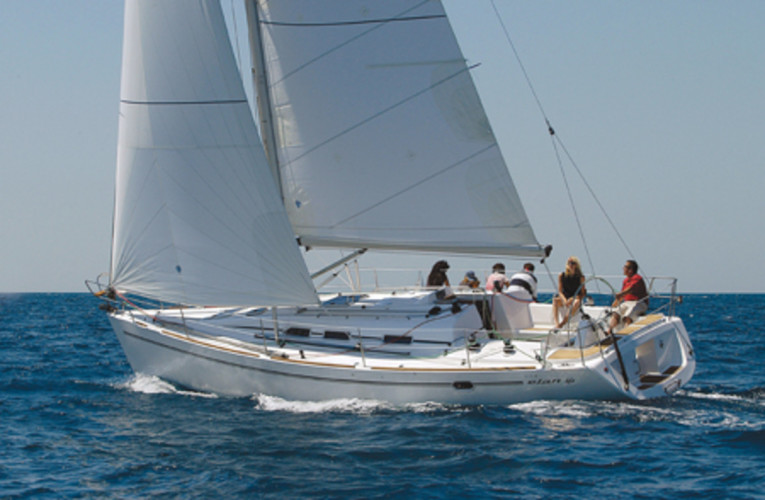 elan 40 hvar boat rental for a day feel the wind
