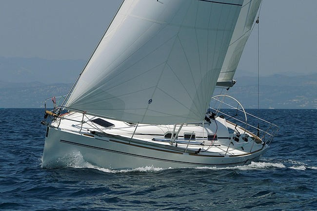 elan 40 hvar boat rental for a day summer vacations active sailing