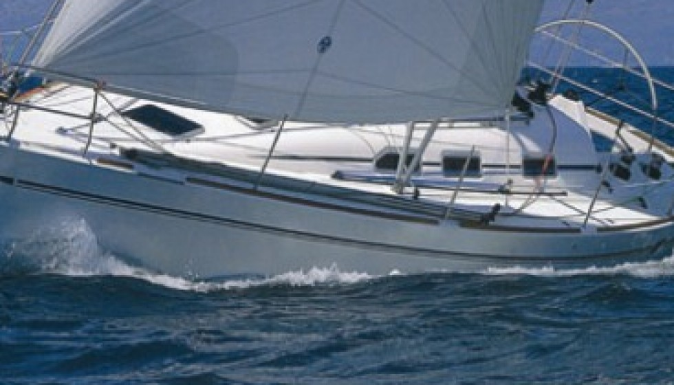 elan 40 hvar boat rental for a day