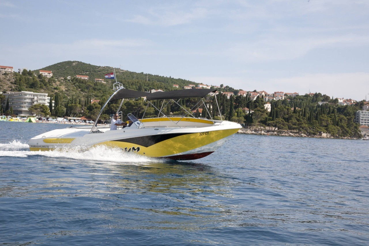 excursion 32 dubrovnik yachting daily bimini speedboat