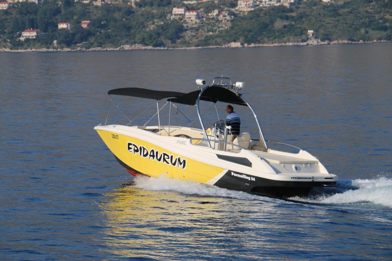 excursion 34 dubrovnik yachting daily speedboat experiences