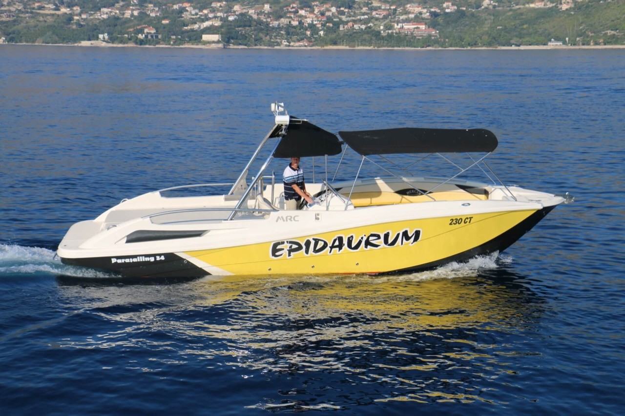 excursion 34 dubrovnik yachting daily