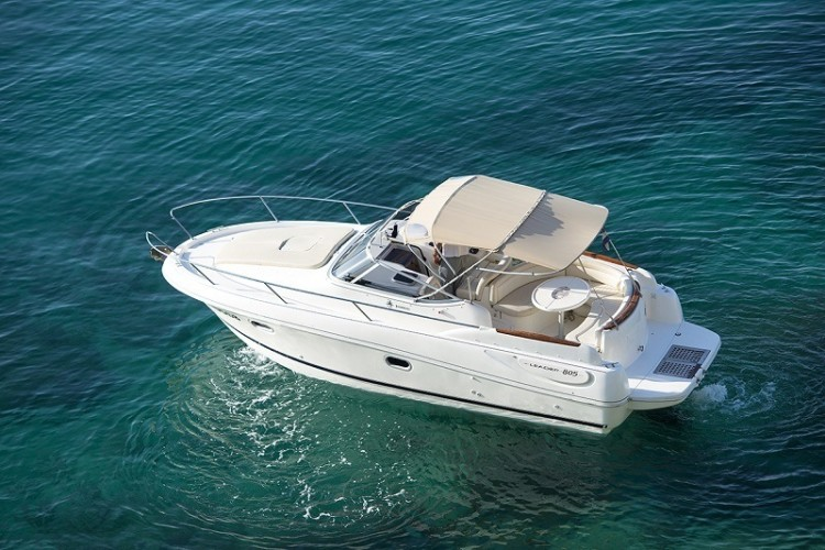 jeanneau leader 805 birdview summer holidays