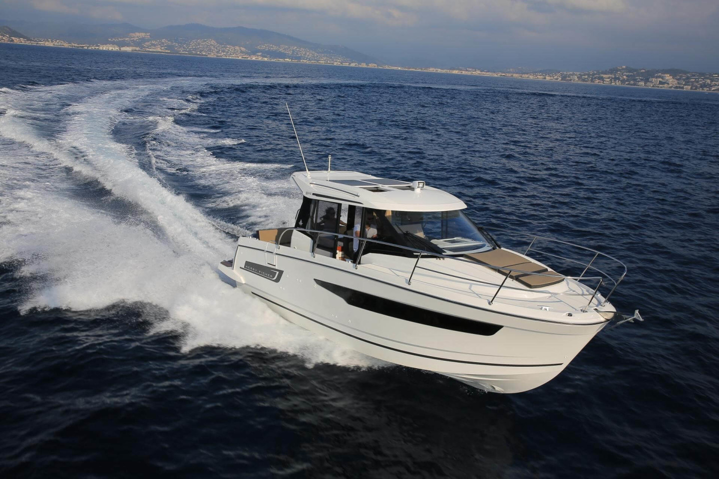 Jeanneau Merry Fisher 895 1 croatia yach rental cruise paddle surfing comfort pula istria