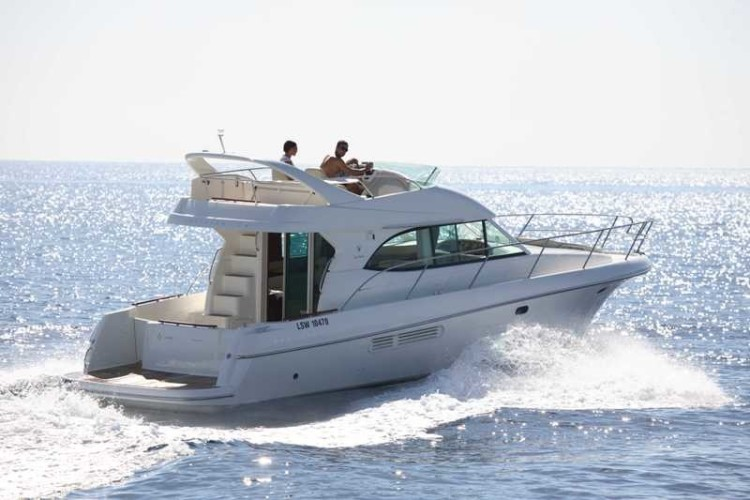 jeanneau prestige 36 rent a yacht for a day dubrovnik charter