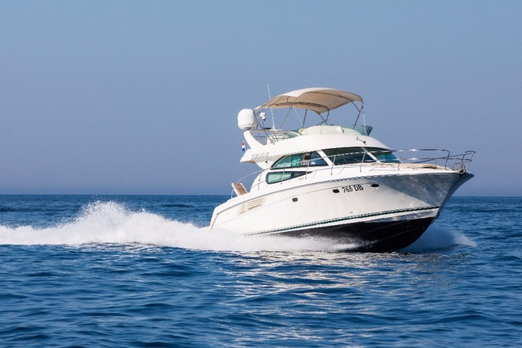 jeanneau prestige 42 speed and style get where you want fast and safely