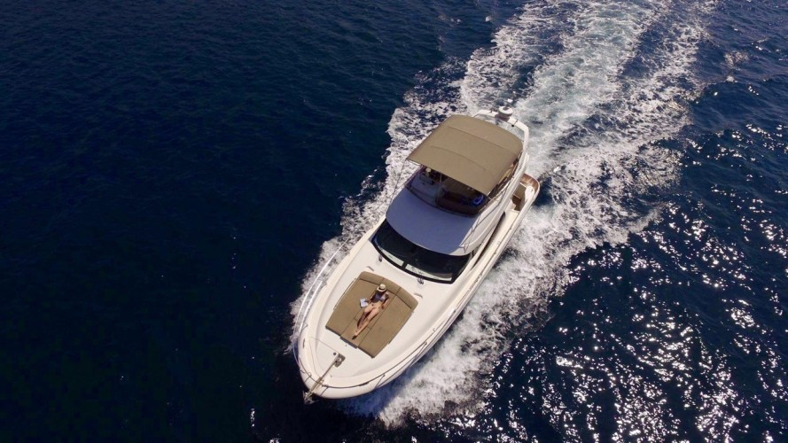 Jeanneau Prestige 440 Fly dubrovnik yachting daily experiences