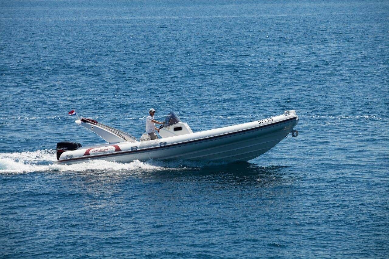 croatia itinerary speed boat hire pula boat tours paddle surfing