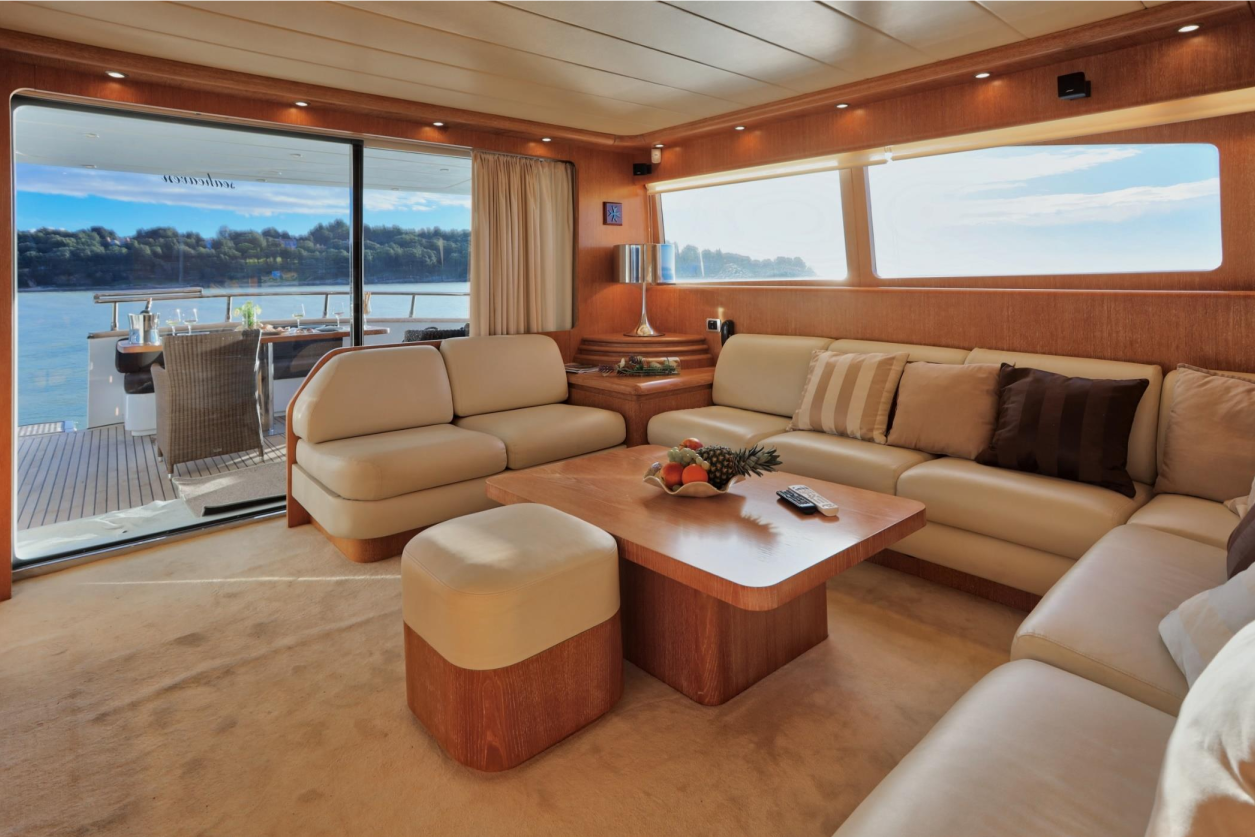 Luxury Cruise Istria to Venice 06 daily yachting experience comfort