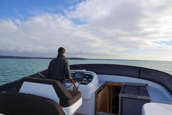 Luxury Cruise Istria to Venice 29 daily yachting experience sailing sea