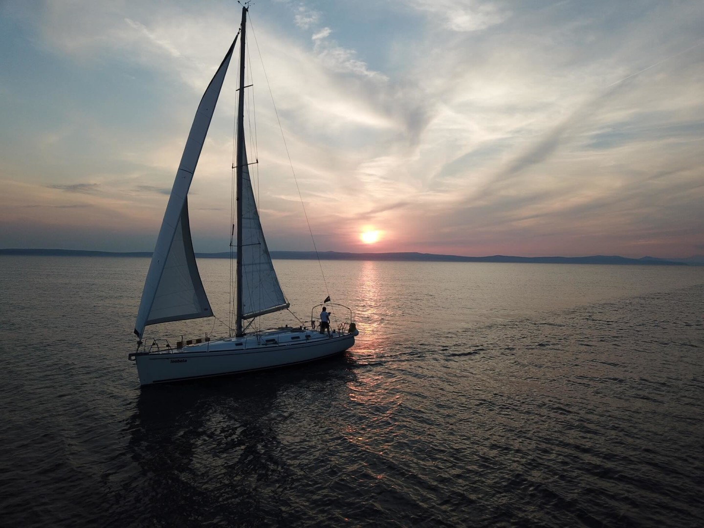 salona45 sailing croatia sunset sessions daily yacht cruises