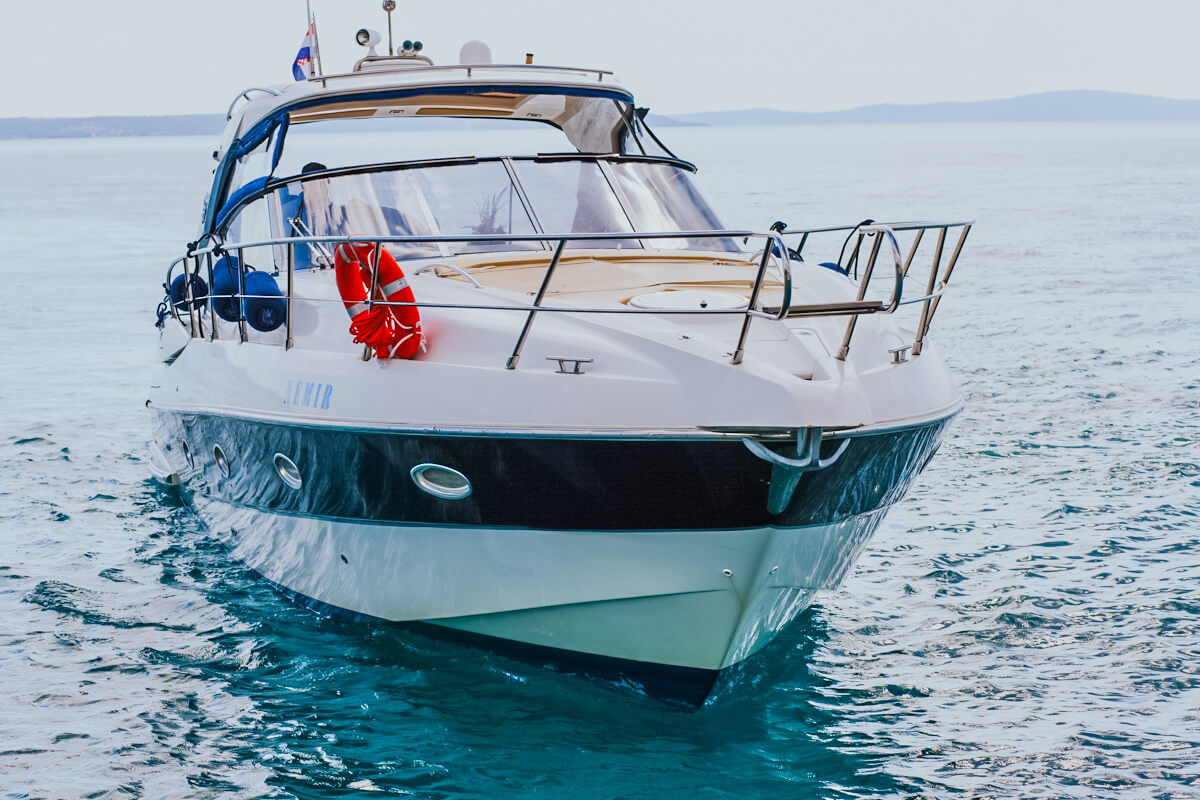 sessa c 42 sail croatia tours split sailing party boat rentals